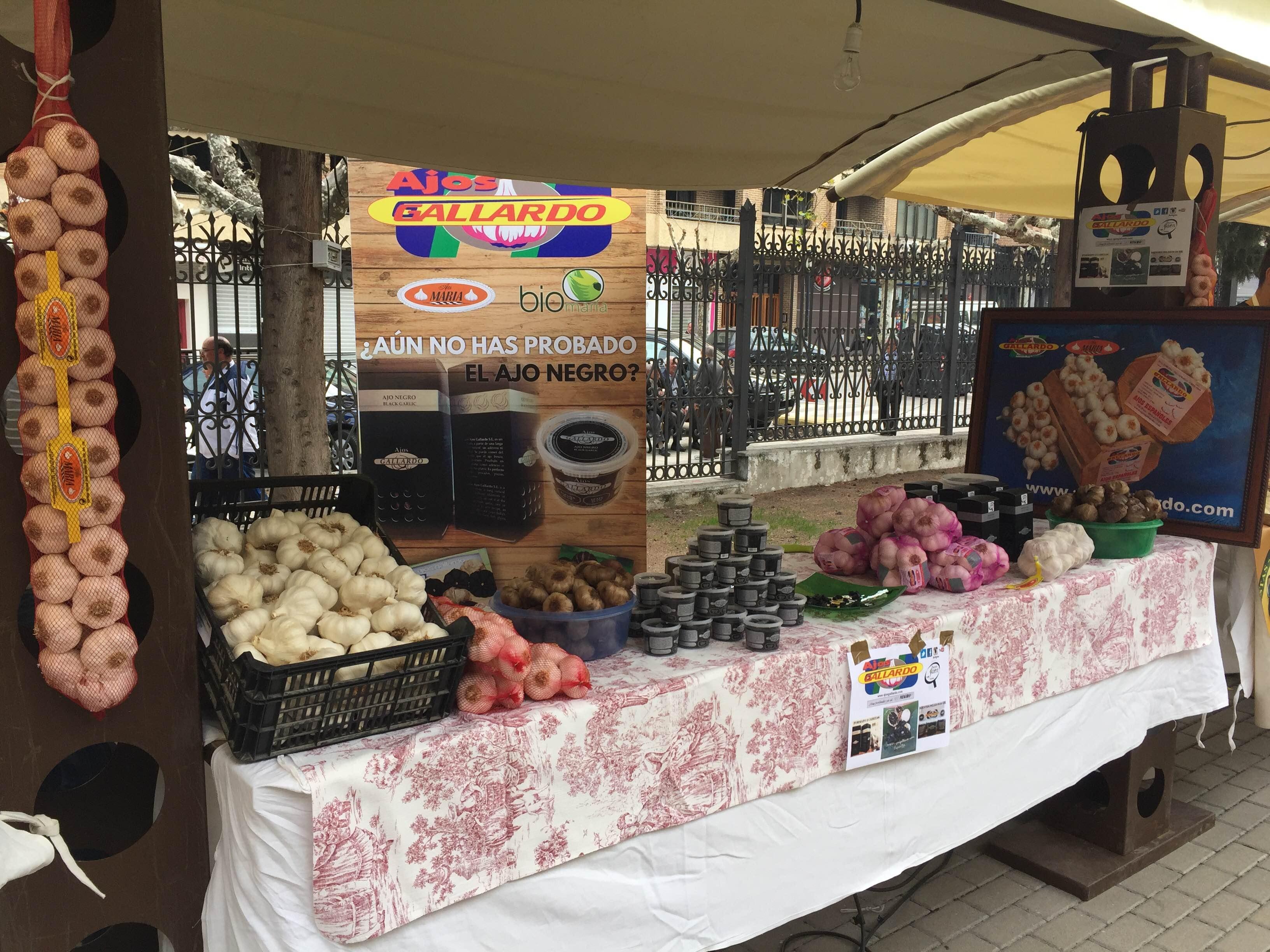Mercado DEGUSTA JAÉN  en Martos