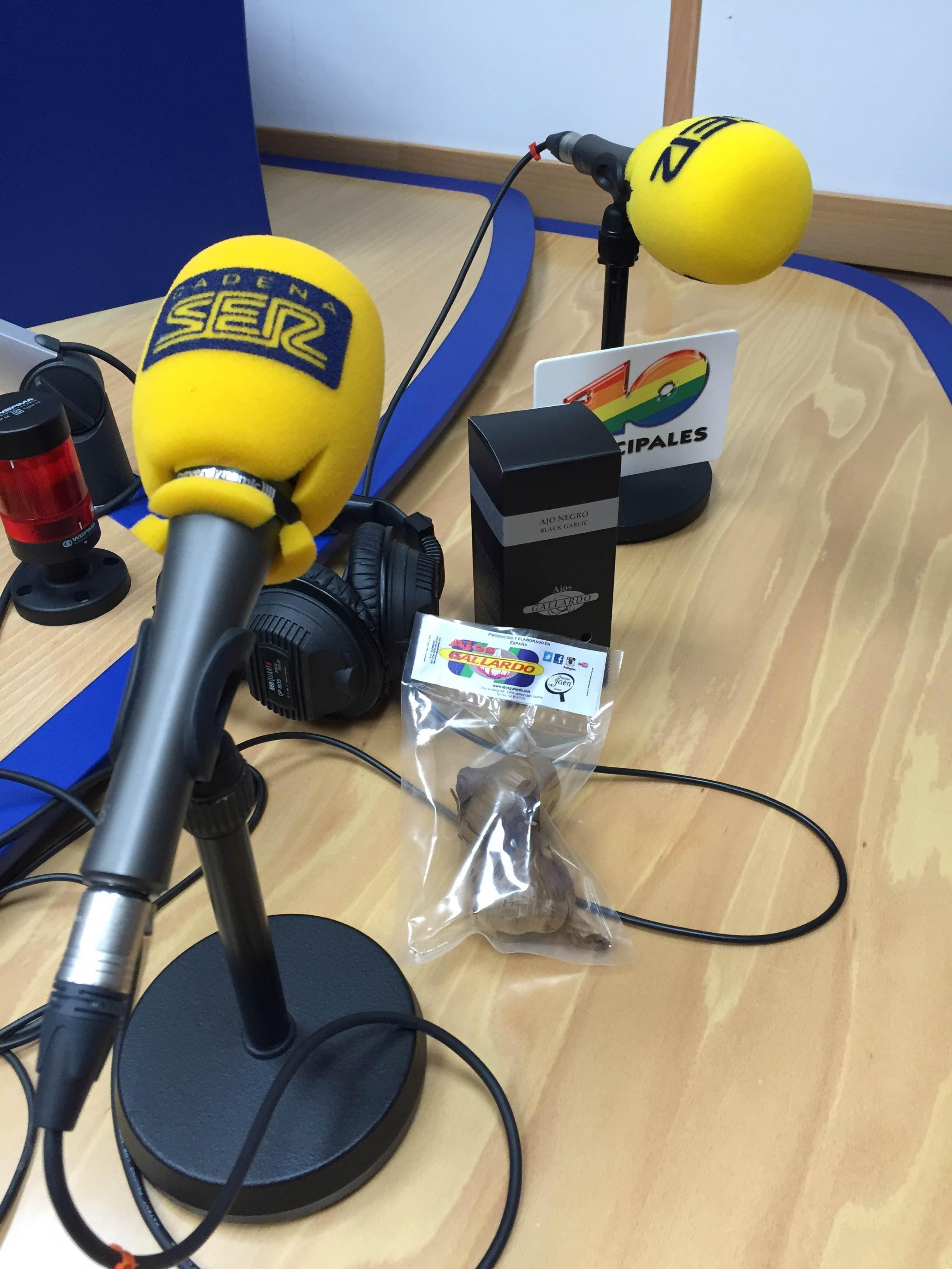 Estrenamos «cuña» de Radio con Ser Empresarios