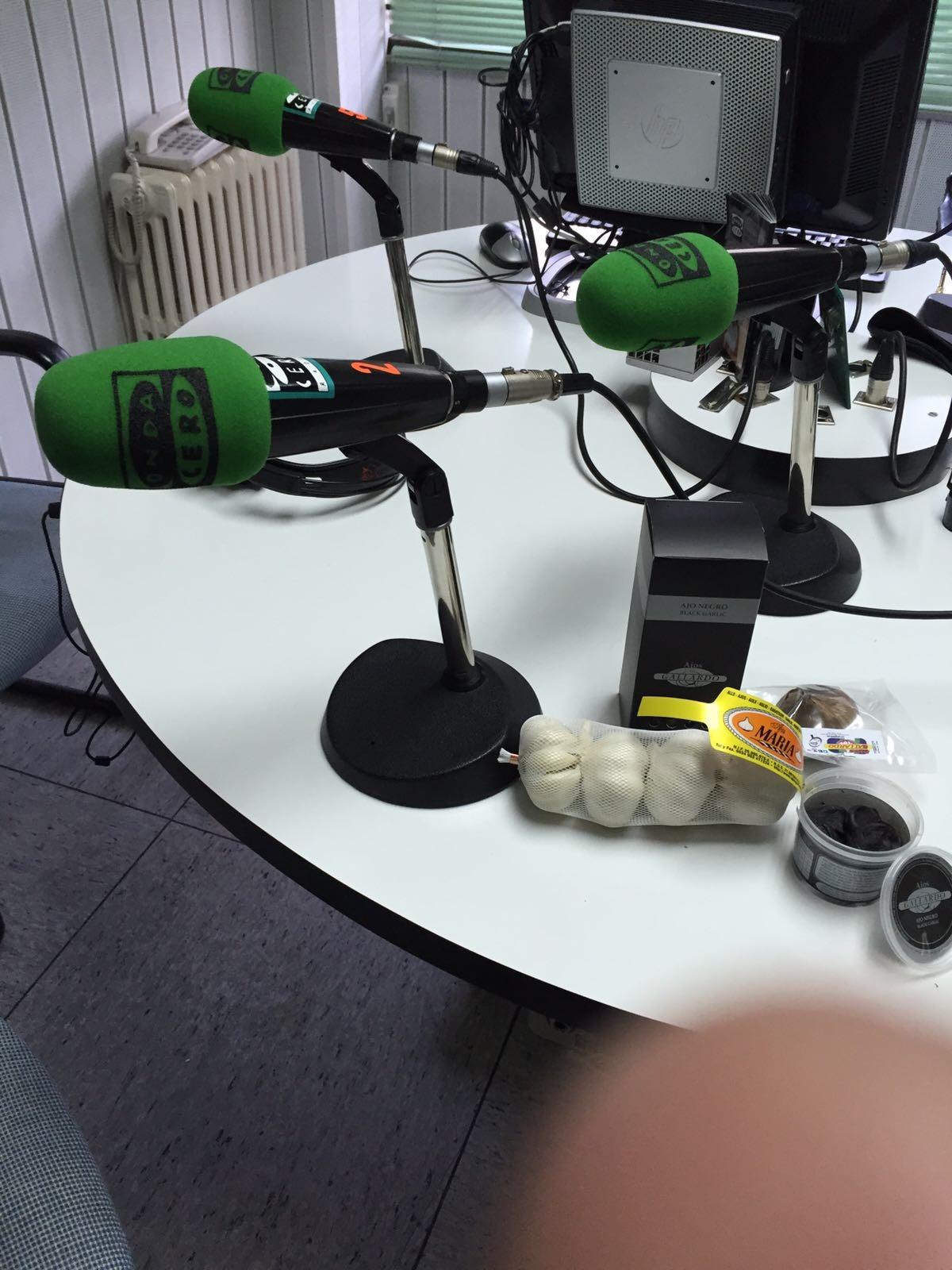 Hoy estaremos en ONDA CERO JAÉN…90.9 FM