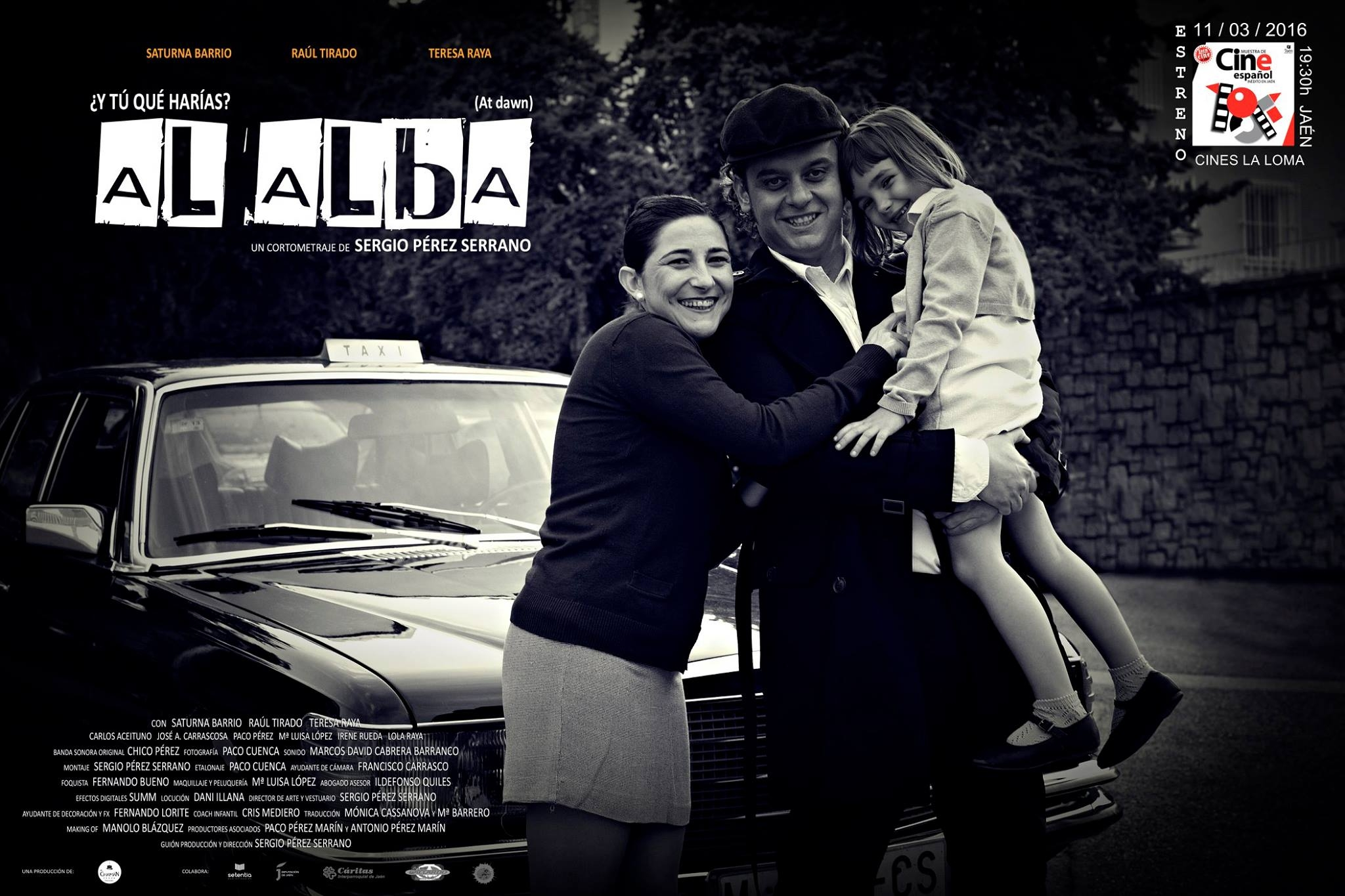 Ajos Gallardo con el Cine Español…»Al AlbA»