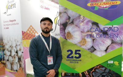 eurofresh Distribution magazine interviews AJOS GALLARDO